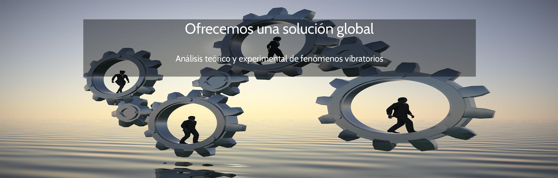 Ofrecemos una Solución Global